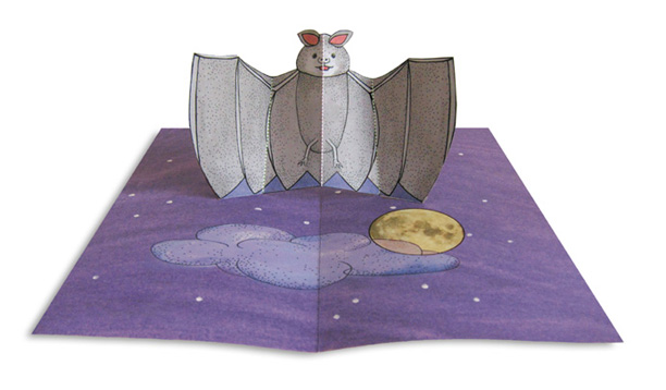 Bat project, The Pocket Paper Engineer, Volume 3
